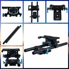 FOTGA DP500IIS DSLR 15mm Rod Rail Support Baseplate f Follow Focus Rig DP500 2S
