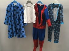 Boys Bundle Of Clothes. Age 6-7. Spiderman, George, M&S.  A2668