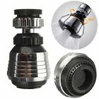 Kitchen Tap Faucet Aerator 360° Swivel Adjustable Nozzle Water Save Diffuser Kit