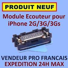 ✖ MODULE ECOUTEUR HAUT PARLEUR INTERNE IPHONE 2G 3G 3S ✖ NEUF GARANTI ✖ENVOI 24H