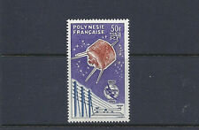 FRENCH POLYNESIA 1965 ITU (Scott C33) VF MNH
