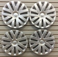 "NEW 16"" Hubcaps Wheelcovers for 2010-2014 VW Volkswagon JETTA SET of 4"