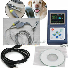 contec Veterinary animal Spo2 Monitor Pulse Oximeter PulsOximeter W Software