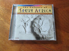 THE COLOURS OF SOUTH AFRICA PART TWO 2 CD KPM MUSIC LIBRARY MBIRA ZULU WORLD
