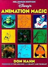 Animation Magic 2001 by Don Hahn (2000, Hardcover, Revised)