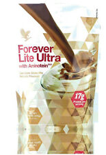 New Sealed Forever Lite Ultra with Aminotein Chocolate Milk Shake licuado 13.2oz