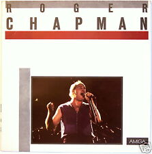 LP**  ROGER CHAPMAN  Signed Autographed  NM  FAMILY
