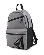 Volcom Academy  Mens Backpack in Pewter