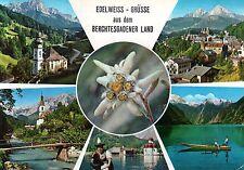 Berchtesgadener Land  -  Ramsau - Maria Gern - Königssee - St. Bartholomä - 1970