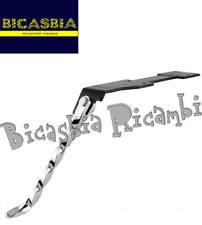 7827 - CAVALLETTO LATERALE CROMATO INTRECCIATO VESPA 125 150 200 PX - ARCOBALENO