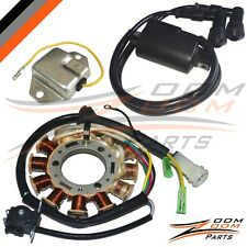 STATOR REGULATOR RECTIFIER & IGNITION COIL Fits YAMAHA BANSHEE 350 YFZ350 87-94