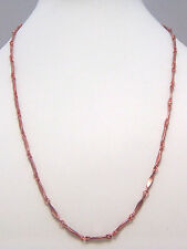"Copper Neck Chain Necklace 24""  Wheeler Healing Arithitis Pain cn 008"