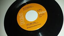 Elvis Presley I've Lost You / The Next Step Is Love RCA VICTOR 9873  45