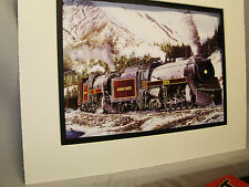 Canadian Pacific in British Columbia Illustrated  Color Railroad Archives 00