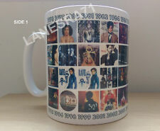 *NEW* PRINCE Albums 1978 - 2016 White Coffee Mug