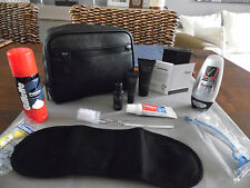 QANTAS First Class SK-II Gent's Amenity Kit Washbag Trousse Neceser Kulturbeutel