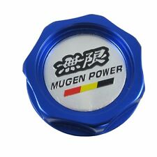 Blue Engine Oil Filler Cap Tank Cover Mugen Aluminum for Honda Acura Civic