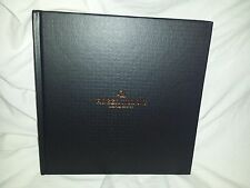 "Roger Dubuis Watches Display Book Hard Cover "" Horloger Genevois "" NEW 144 Pages"