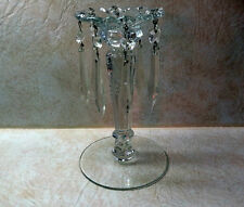 Heisey Glass Queen Ann 1-Light Candelabra