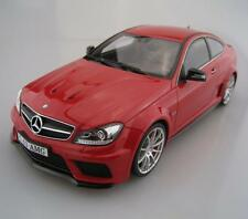 Mercedes-benz c63 AMG Black Series * limitado 1.500 unid. * gt Spirit * 1:18