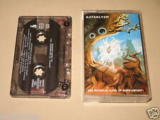 KATAKLYSM Mystical Gate Of Reincarnation Cassette official polish tape 1993/130
