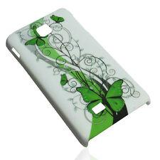 Design 2 Hard Back Handy Cover Case Hülle Kappe für LG P875 Optimus F5