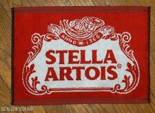 STELLA ARTOIS BELGIAN WOVEN BAR GOLF TOWEL 18x11 NEW