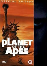 PLANET OF THE APES - 6 x DVD BOX SET - ALL FIVE FILMS - CHARLTON HESTON +