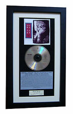 OFRA HAZA Shaday CLASSIC CD Album GALLERY QUALITY FRAMED+EXPRESS GLOBAL SHIP