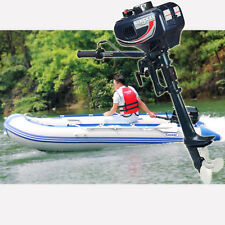 Boat Engine 2-Stroke Outboard Motor CDI system 2.5kw(3.5HP) Fishing Boat Engine