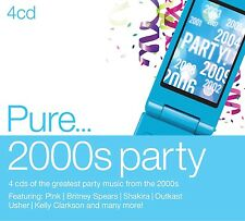 Pure... 2000s PARTY 4 CD NUOVO