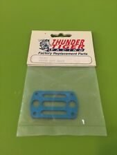 NOS Thunder Tiger Racing Center Differential Brace  Blue Alloy Aluminum AD2411