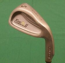 King Cobra II Oversize Hump Shaft Steel Regular Men's Right Hand Single 5 Iron