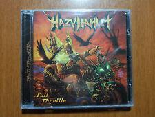 Hazy Hamlet - Full Throttle Braz  Power Metal RARE!