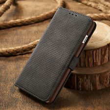 Vintage Leather Magnetic Flip Card Wallet Cover Case For Apple iPhone 6 6S Plus
