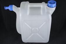 Wasserkanister Behälter Wassertank mit Deckel und Hahn Camping Deckel 20l