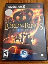 Lord of the Rings The Third Age (Sony PlayStation 2, 2004) Ps2
