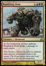 MTG RUMBLING SLUM - BASSIFONDI INQUIETI - GPT - MAGIC