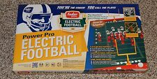 TUDOR Power Pro Electric Electronic Football Game Tailgating Battery-Power MINT