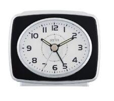 Acctim Retro Ii Reloj Despertador Con Luz & manos luminosas con repetición, y función