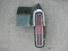 1970 - 71 Chevrolet Monte Carlo Tail Light and Housing - Right Side