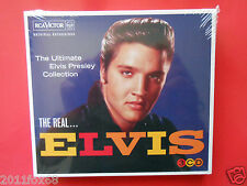 cd compact disc elvis presley ultimate collection 3 cds love me tender fever gq