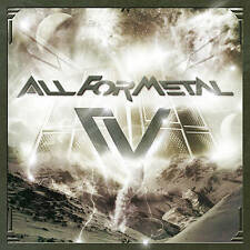 All for Metal 4 [CD/DVD] by Various Artists (CD, Jul-2014, 2 Discs, AFM Records)