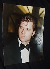 MAXWELL CAULFIELD SIGNED 8X10 COLOR CANDID PORTRAIT PHOTO