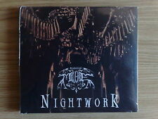 DIABOLICAL MASQUERADE - NIGHTWORK - CD DIGIPAK SIGILLATO (SEALED)