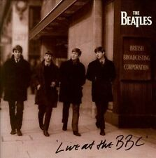 The Beatles -  Live at the BBC  (CD 1994 2 Discs, Capitol)