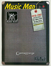 Music Man 1978-1982 & Then Some Other Side Of The Story Guitar Amp Book NEW!
