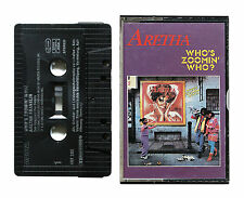 Aretha Franklin - Who's Zoomin' Who? - Audio Cassette Tape