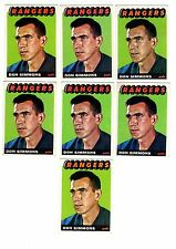 1X DON SIMMONS 1965 66 Topps #88 EXNM RANGERS Lots Available