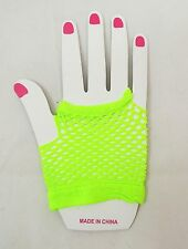 Short Length Fishnet Gloves - Net Gloves - Pick your color and PCs *US SELLER*